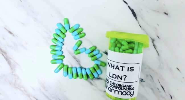 low dose naltrexone toronto